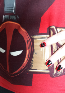 Deadpool-nails