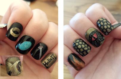 Hobbit-nails