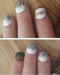 Santa-and-Rudolf-Christmas-nails