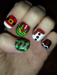 Skittle-Christmas-nails