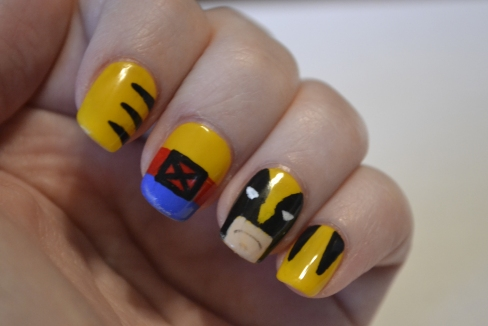 31DC-Day-3-Wolverine-nails-3