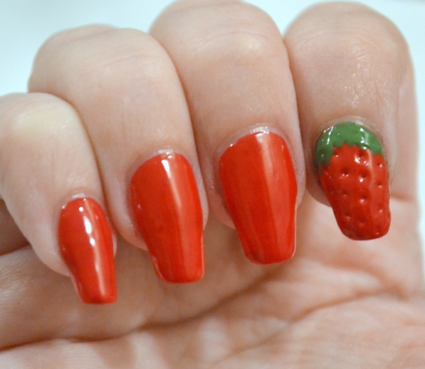 OMD2-Day-24-strawberry-accent-nail-3