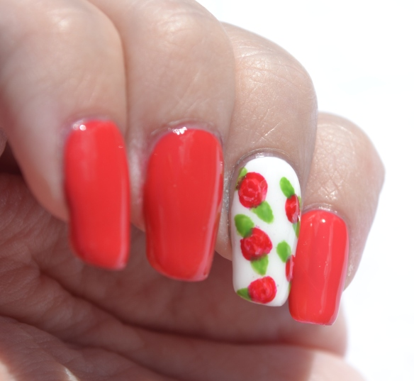 OMD2-Day-25-rose-accent-nail-2