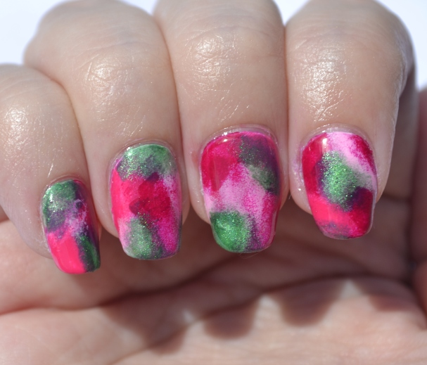 Pink-splodged-nails-3
