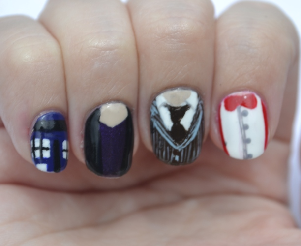 Doctor-Who-wedding-nails-5