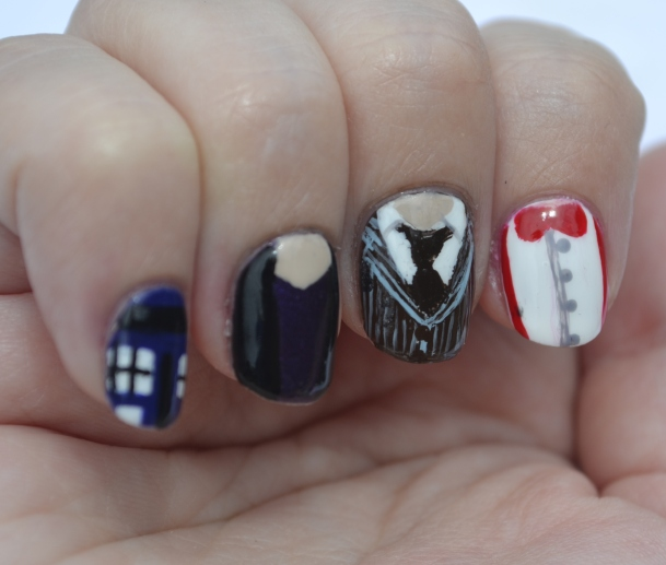 Doctor-Who-wedding-nails-6