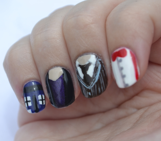 Doctor-Who-wedding-nails-7