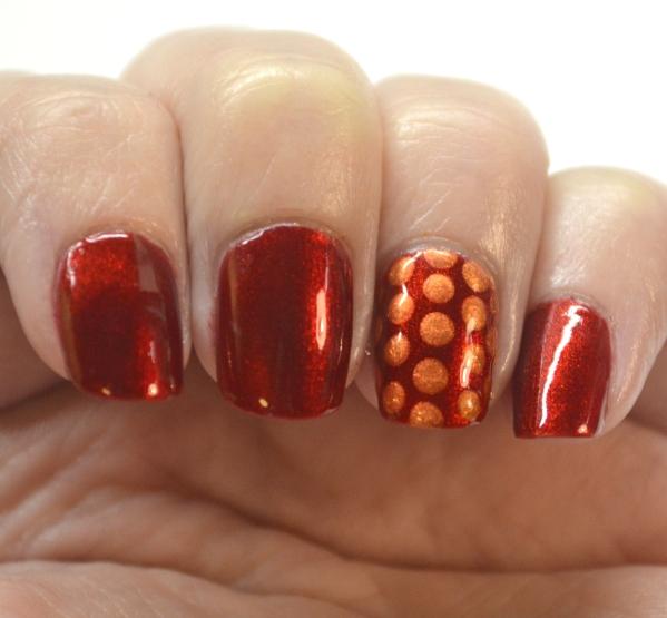 Blogger-Bragger-Autumn-Nail-Art-Challenge-Week-1-Red-1