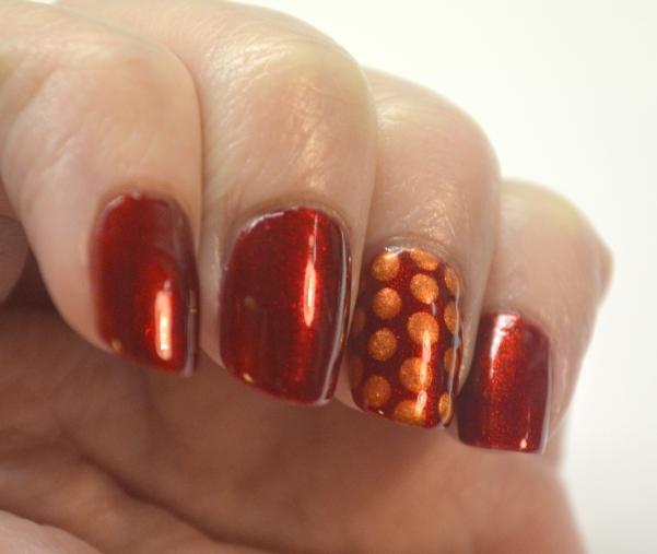 Blogger-Bragger-Autumn-Nail-Art-Challenge-Week-1-Red-2
