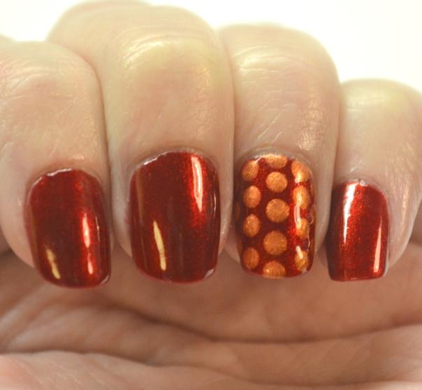 Blogger-Bragger-Autumn-Nail-Art-Challenge-Week-1-Red-4