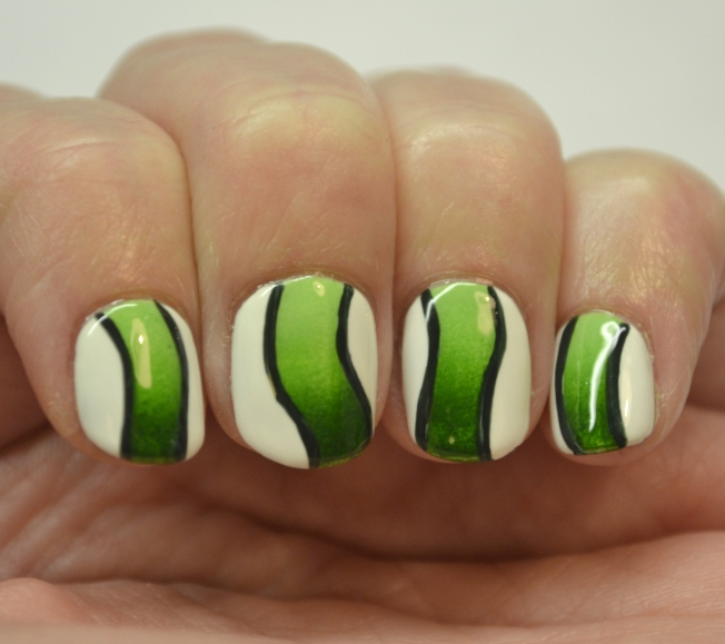 Blogger-Bragger-Autumn-Nail-Art-Challenge-Week-4-Green-4