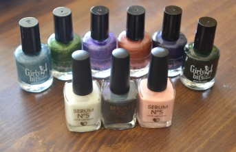 Christmas-polishes
