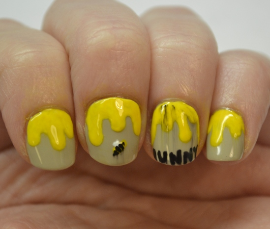 Honey Yellow Nail Polish: These Are The Voyages Of The