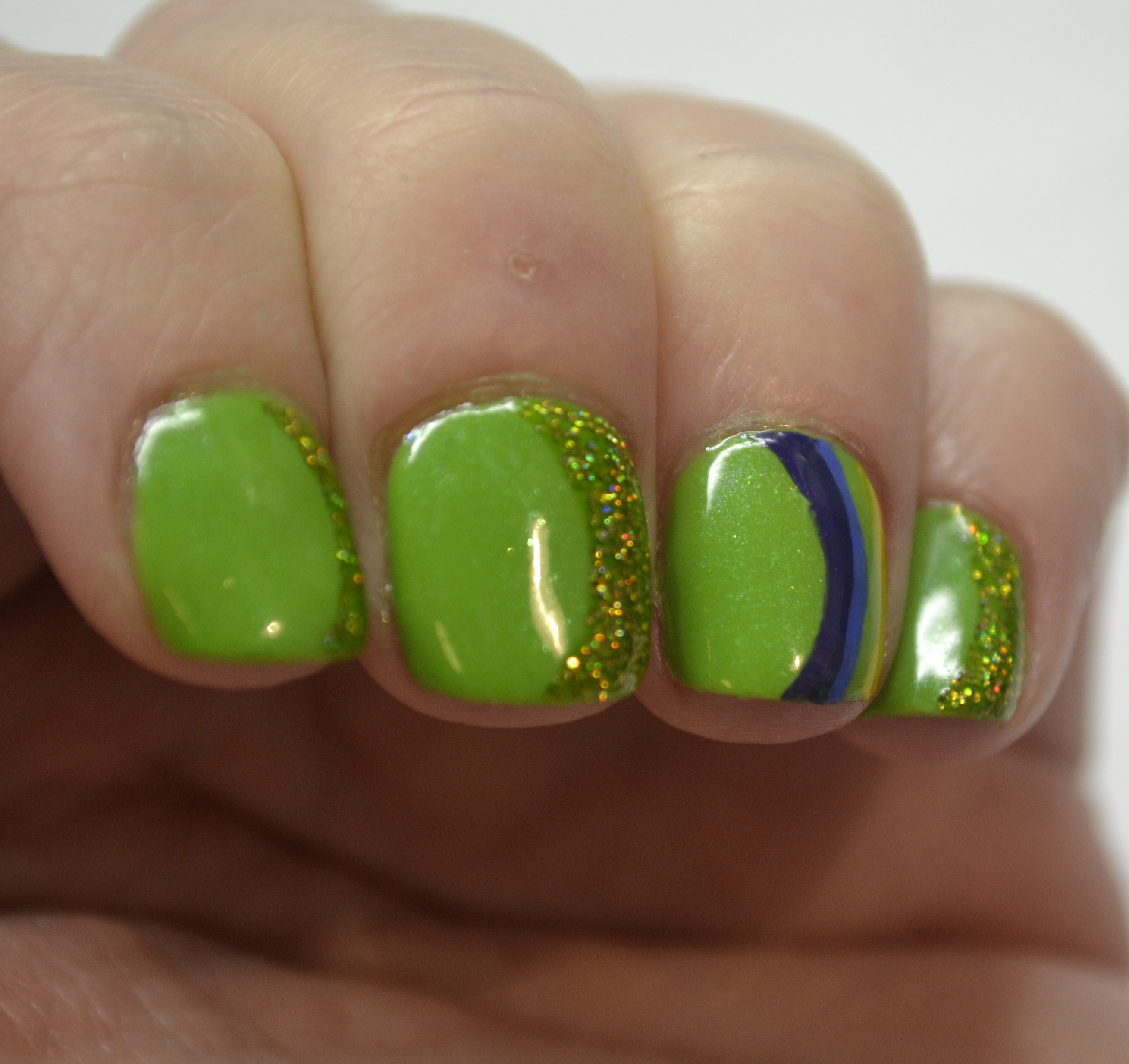 St Patricks nails | Nails, the Final Frontier