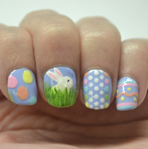 Crafty-Nails-April-nail-art-linkup-Easter-nails-1