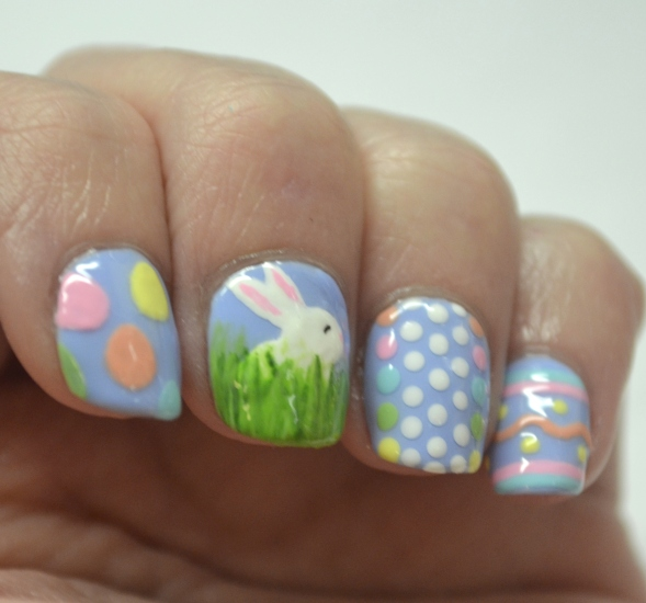 Crafty-Nails-April-nail-art-linkup-Easter-nails-2