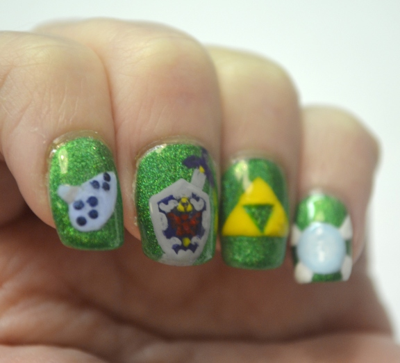 Legend-of-Zelda-Ocarina-of-Time-nails-2