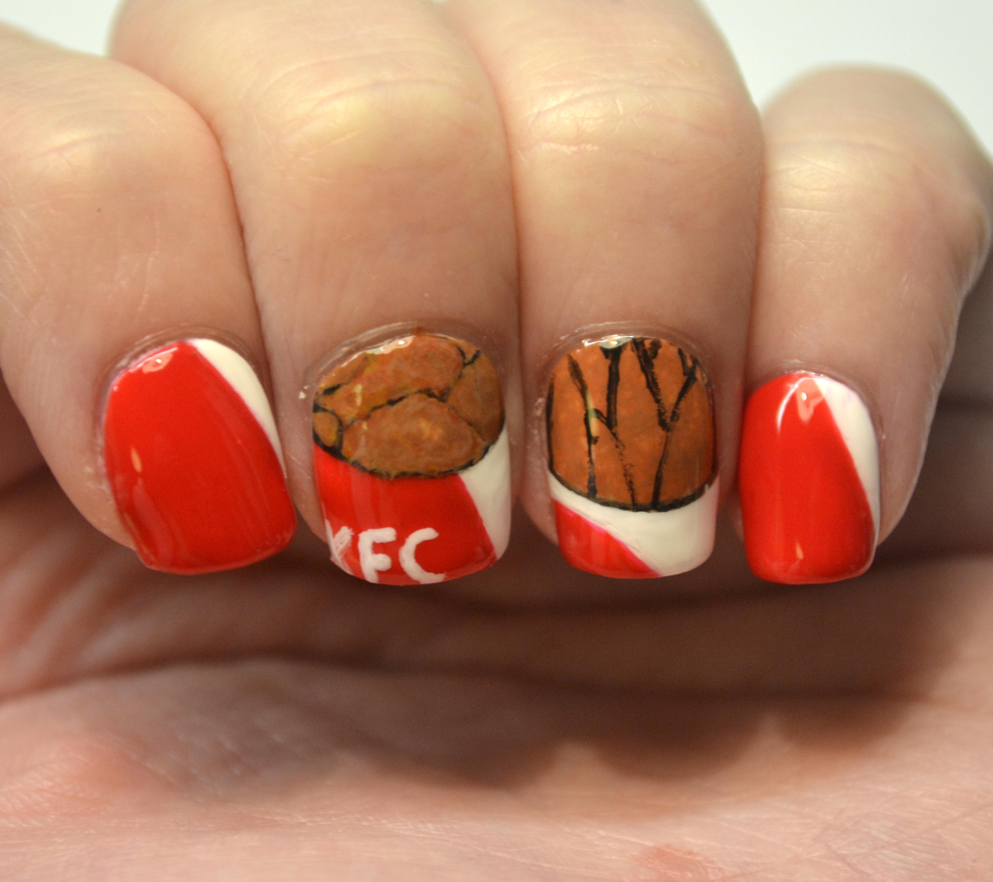OMD3 Day 16-Fast food | Nails, the Final Frontier