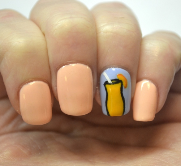 Day-2-Peach-nails-4