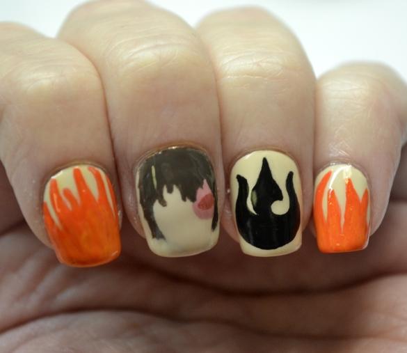 Day-24-Flames-Zuko-nails-1