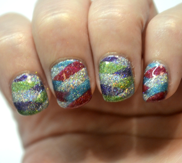 Day-5-Colorful-braided-holo-nails-3