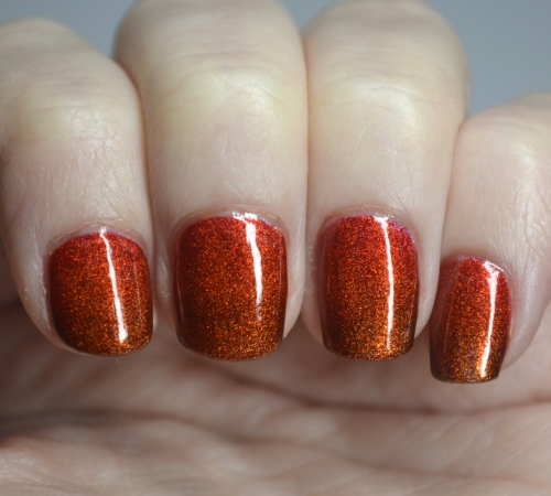 Diy Autumn Gradient Nail Art: These Are The Voyages Of The
