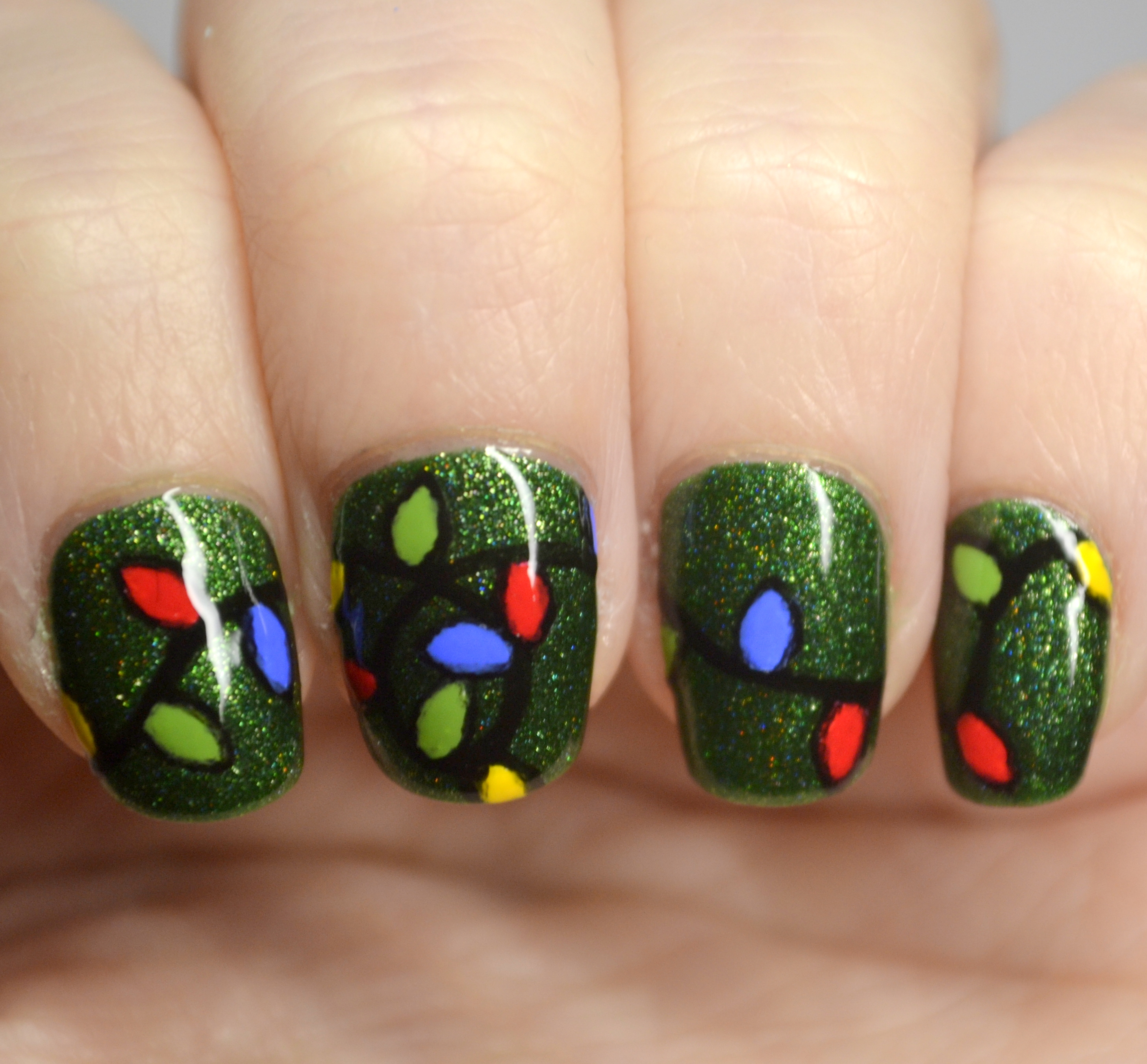 Winter Nail Art Roundup Nails The Final Frontier